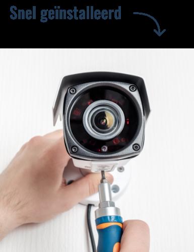Camerabewaking geeft zekerheid en gemoedsrust