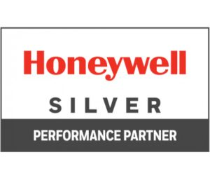 Honeywell Performance Partner Silver Level België - Scutum Security Antwerpen