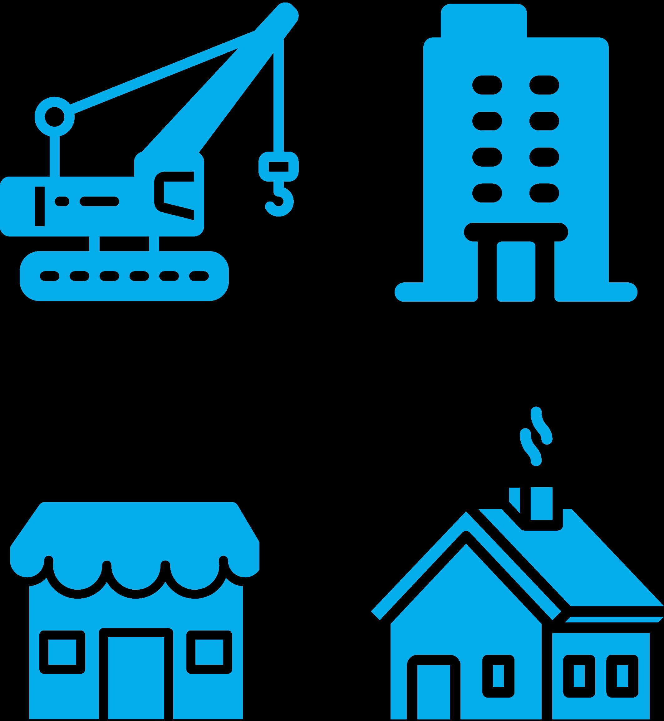 Beveiliging en bescherming van uw woning, bedrijf, kantoorgebouw en werktuigen