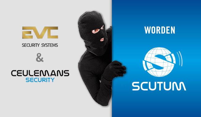 EVC en Ceulemans worden deel van de internationale beveiligingsfirma Scutum Security